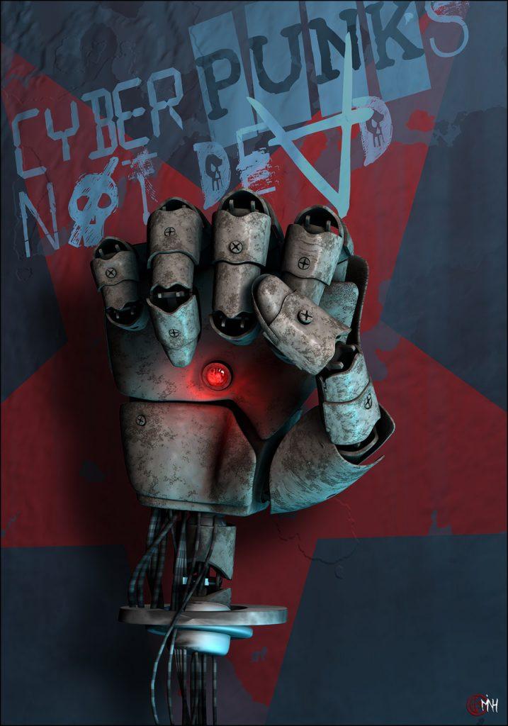 Cyberpunk's not dead !
