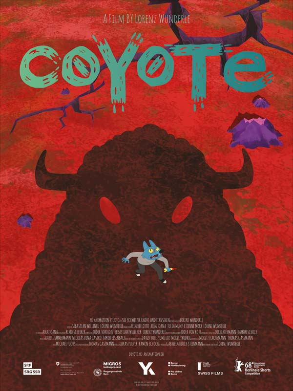 Coyote---Poster