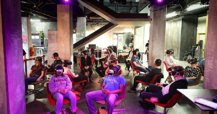 Table Ronde - Cinéma en VR