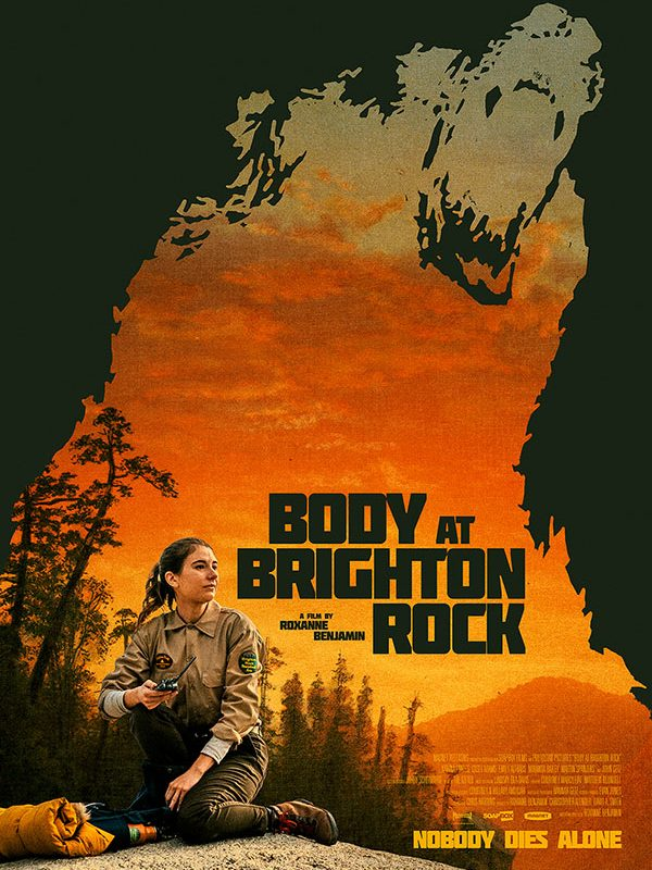 Body at Brighton rock - Poster