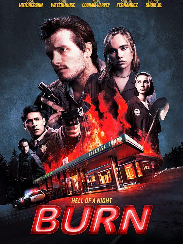 Burn - Poster