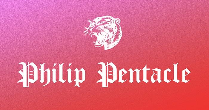 Concert Philip Pentacle - Visuel