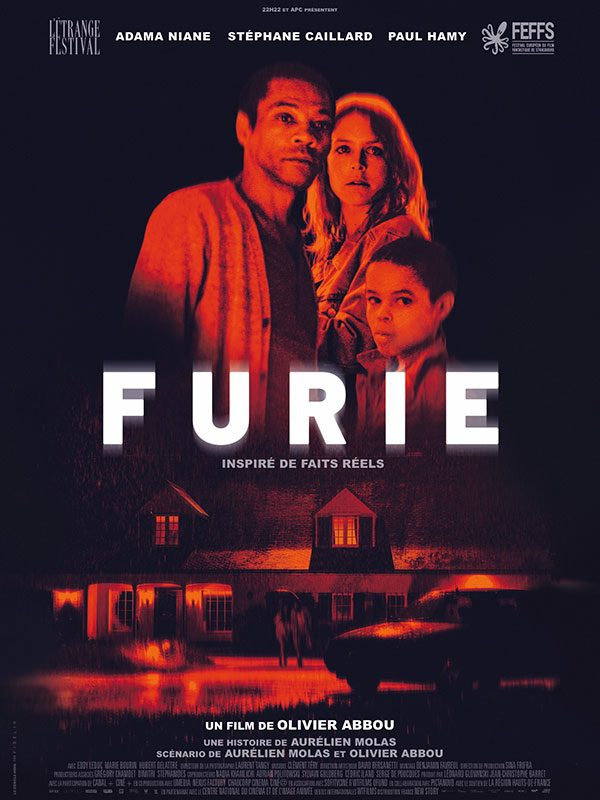 Furie---Poster