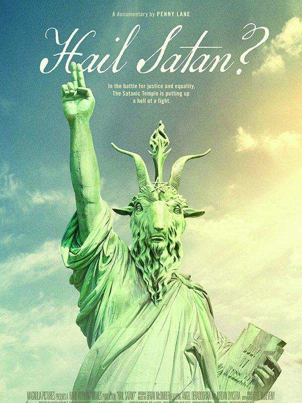 Hail Satan - Poster