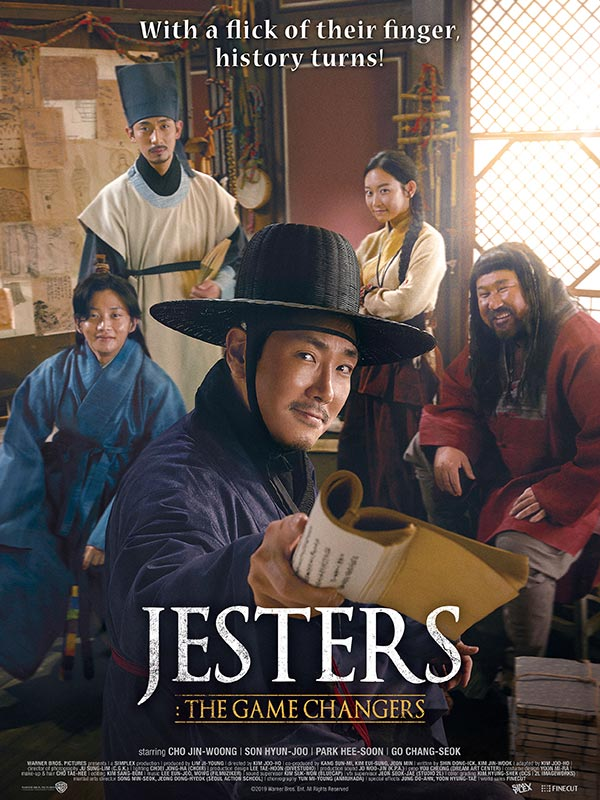 Jesters---Poster