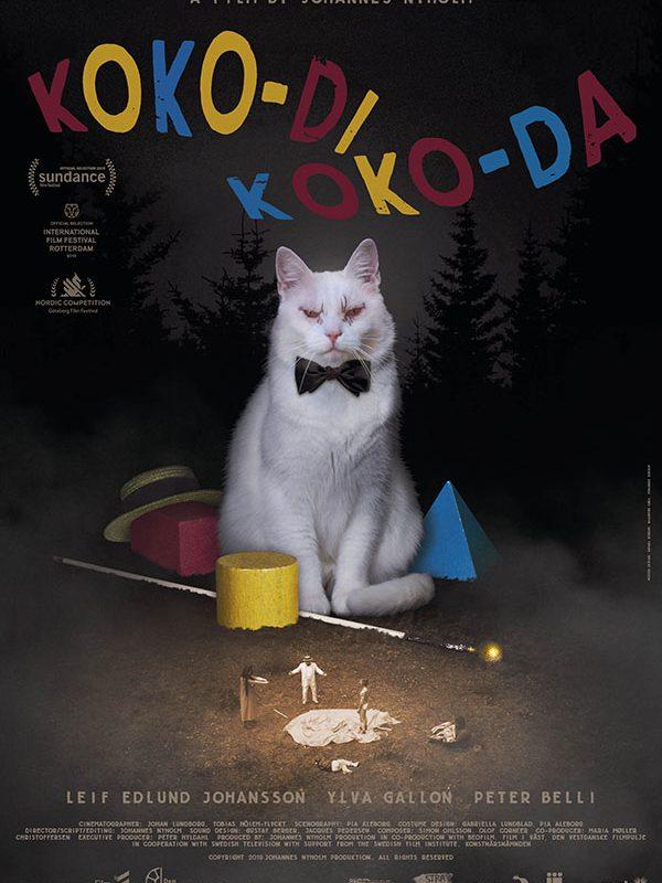 Koko-Di Koko-Da - Poster
