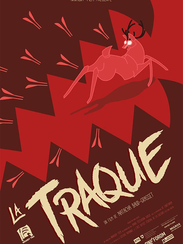 La-Traque---Poster