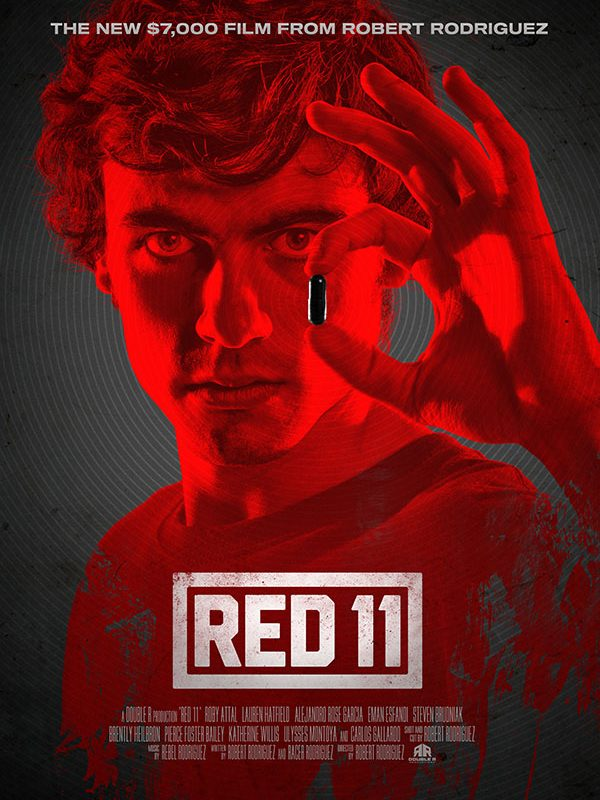 Red 11 - Poster
