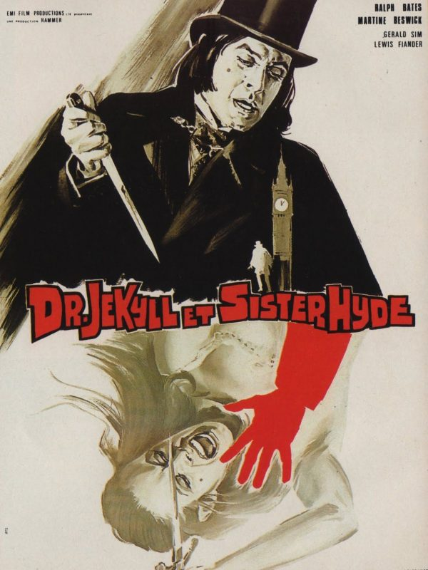 Dr Jekyll et Siter Hyde
