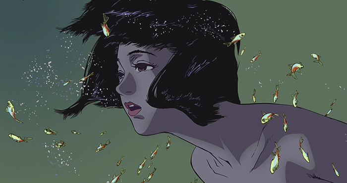 perfect blue japanimation