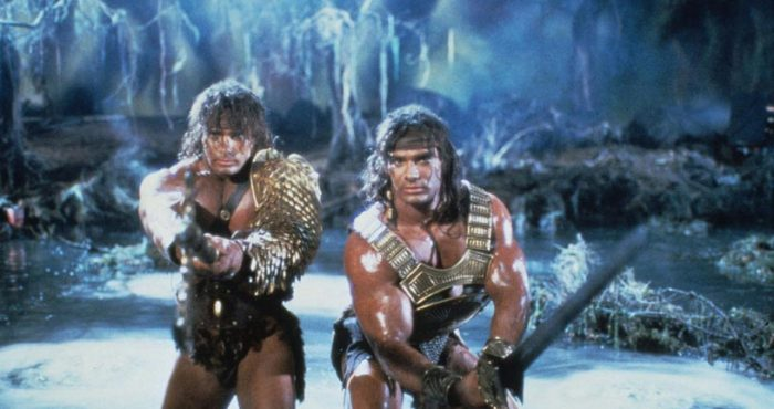 Les Barbarians 1