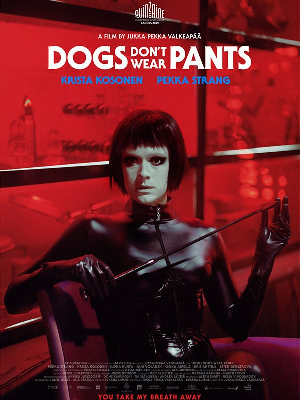 Dogs don't wear pants - Poster