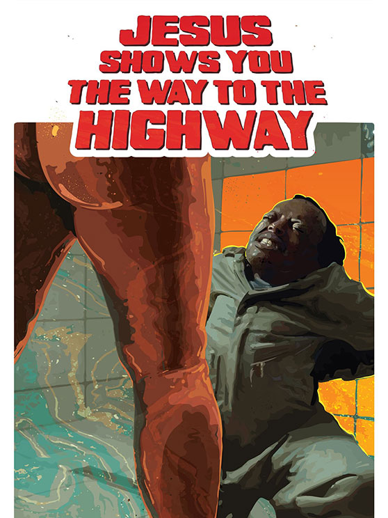 Jesus-show-me-the-way---Poster