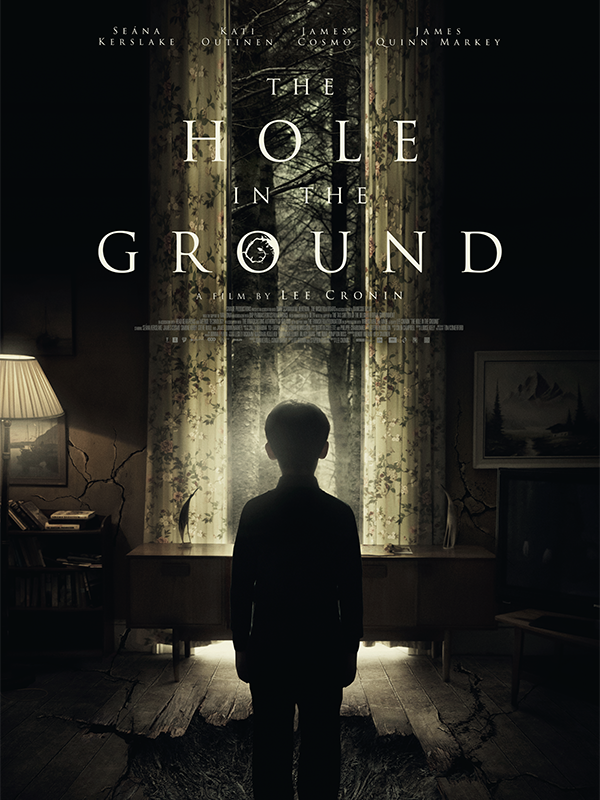 The Hole in the Ground - Poster