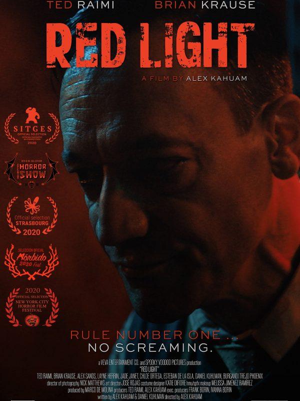 RED LIGHT Poster