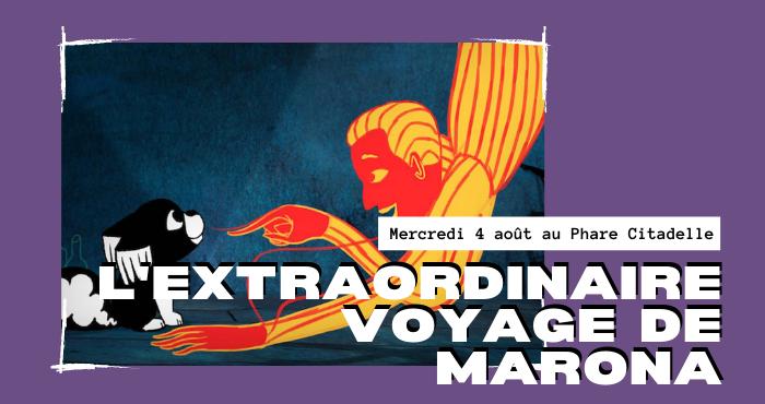 l'extraordinaire voyage de marona 2